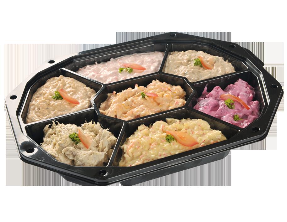 Salade Carrousel