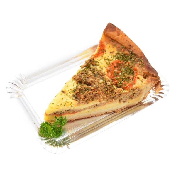 Tonijn-pomodori quiche